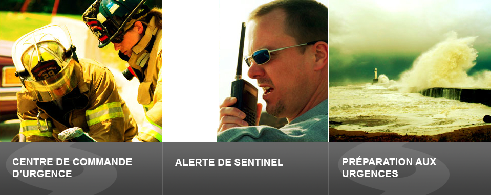 Sentinel Incident Command. Sentinel alert. Sentinel Emergency Preparedness.