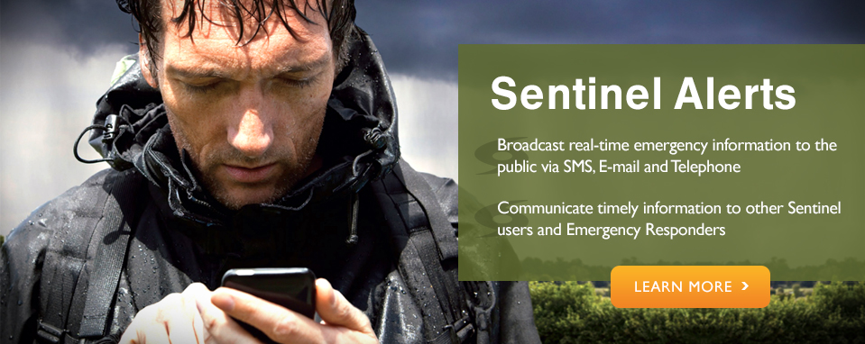 Sentinel Systems Social Media Monitoring.